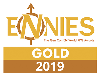 Gold Ennie 2019 for Best Digital Aid